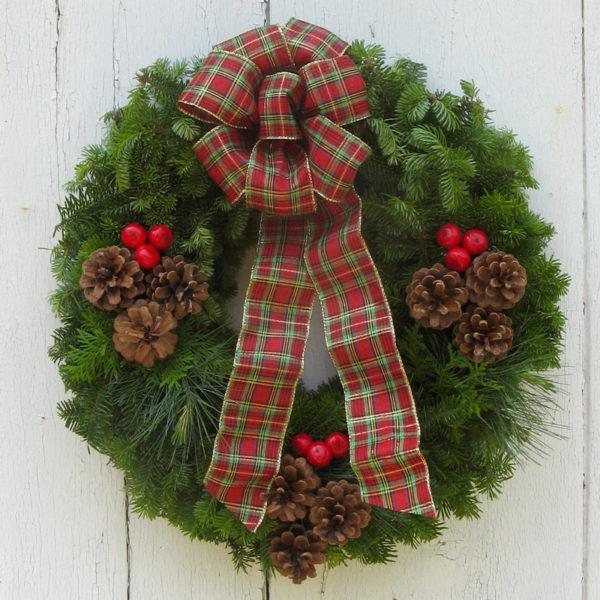 The Maine Woods Wreath