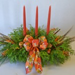 Autumn Balsam Centerpiece